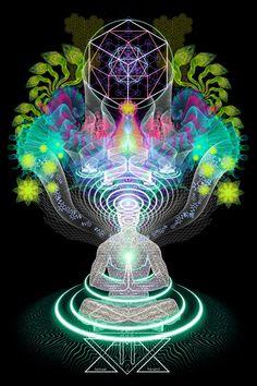 Sacred Geometry Meditation.  Lifestyle By Design.  http://JaysonShawver.com