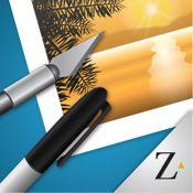PhotoPad app