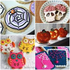 It's Not Too Late... 8 Creepy (and Cute) Halloween Cookies You Can Bake Up Today!