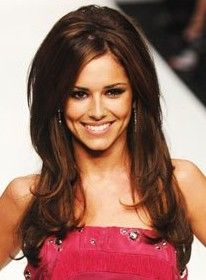 How To Get Cheryl Cole's Layered Volume Hairstyle