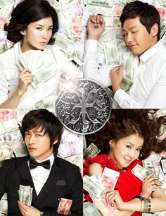 Birth of a Rich Man (Korean 2010) - huehuehue this was a fun one! I LOVED Lee Si-yeong! her character and acting was awesome. in the end I didnt hate anyone! I <3 Son Ho Young, and I am so glad he was in this drama.. <3