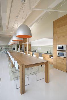 Aritzia Office Staff Kitchen  www.seagull.ca....