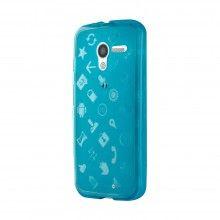 Capa Cruzerlite Moto X - Experience case Azul Celeste 13,99 €