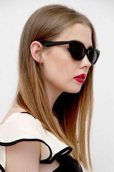 Gafas de sol de moda 2012 ojos de gato6.jpg (800×1200)