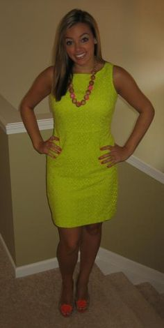 Chic Of The Week #Neon