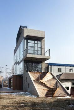 Sinjinmal Building / studio GAON