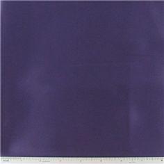 Eggplant Poly Satin Fabric | Shop Hobby Lobby