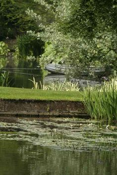 Trädgårdsflow: Beth Chatto Gardens