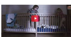 Watch these twin girls cheer each other on as they plan an escape from their crib