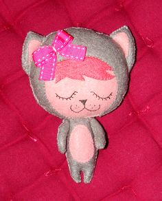 gato fieltro  http://malabaraja.blogspot.com.es/
