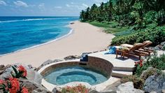 Peter Island Resort and Spa: Indulge in a massage or an Ayurvedic treatment at the oceanfront spa.