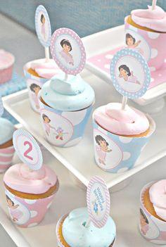 Karo's Fun Land: A Sweet Dora Birthday Party