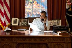 The light in this shot is amazing (Pete Souza, White House Photographer)