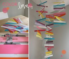 craft, decoration party, alice in wonderland, kid rooms, papers, college dorms, parti, diy party decorations, paper decorations