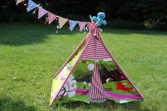 LoLovie: LoLo's Teepee - tutorial