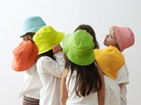 summer hats, revers bucket, bucket hat tutorial, sombrero, hat patterns, sew pattern, sun hats, sewing patterns, kid summer