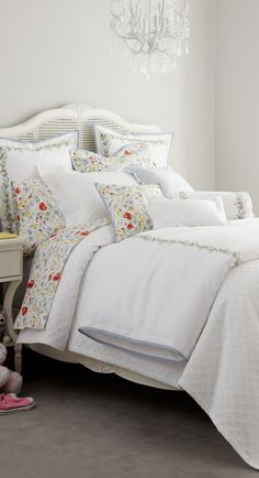 Girls Room Bedding #Ralph #Lauren