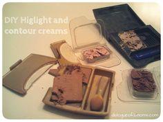 Living With Joe: DIY Highlight and Contour Creams