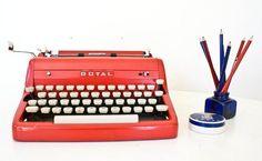 1950s royal typewriter