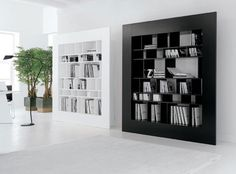 Window Bookcase By Cattelan Italia  Spacify Contemporary and Modern Furniture