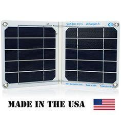Suntactics sCharger-5 USB 5 Watt Solar Charger #madeinusa