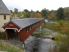 covered bridges | Covered Bridges of the White Mountains