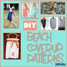 Swimsuit Cover-up Patterns