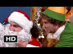 You Sit on a Throne of Lies - Elf Movie CLIP (2003)