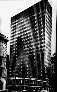 Lever House / Skidmore, Owings & Merrill