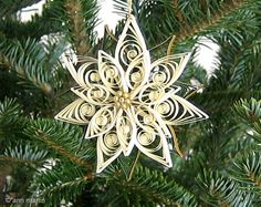 art club, winter art, craft, poinsettia ornament, thing paper