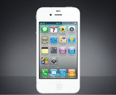 iphone 4s white, iphon 4s, favorit thing