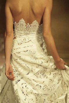 Gown by Marella Ferrera