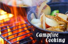 Campfire Cooking – How to - Cookware And Recipes