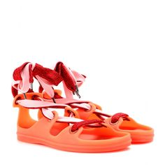 mytheresa.com - Milo rubber sandals - sandals - Shoes - Sale - Luxury Fashion for Women / Designer clothing, shoes, bags