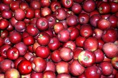 RED - apples