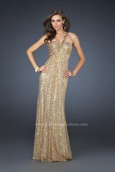 #La Femme 17697 at Prom Dress Shop  shoulder dresses  #2dayslook #shoulder style # shoulderfashion  www.2dayslook.com