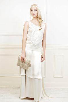 Style robe mari e ann es 30 ann es 30 pinterest - Robe style annee 30 ...
