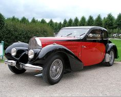 """1937 Bugatti T57 """"Ventoux"""""""