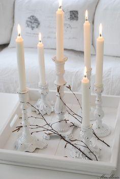 ♔ White Christmas