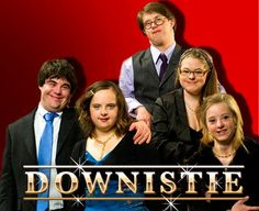This is a soap opera in Holland: The actors all have down syndrome.