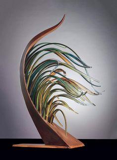 Glass Artist Shayna Leib