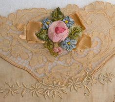 Boue Soeurs lingerie set, 1920s