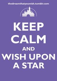 ... wish upon a star