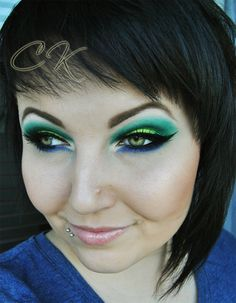 Mistress of Colors: Lime crime ^^