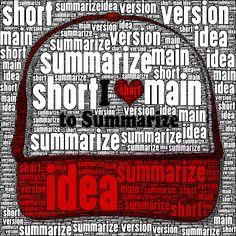 Summarize word of the week word photo