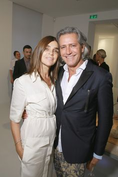 Carine Roitfeld Photos: Venyx New Collection Cocktail Launch