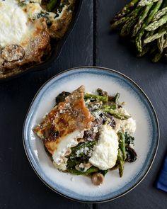 Spring Veggie Lasagna!