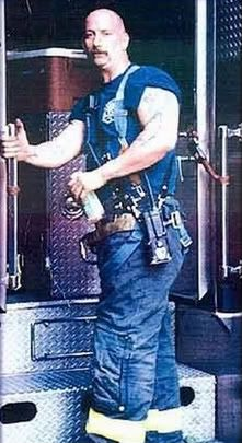 David Weiss  -  Rescue 1  -  Lost 9/11/01  -  RIP