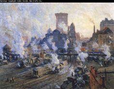 Old Grand Central Station, Colin Cooper