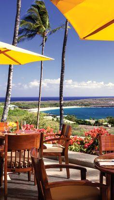#Jetsetter Daily Moment of Zen: Four Seasons Resort Lanai at Manele Bay in Lanai City, #Hawaii